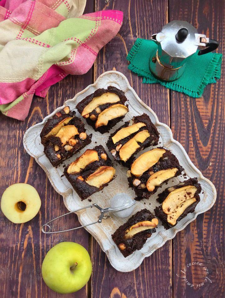 IMG 4141 720x953 Torta di mele con pane raffermo