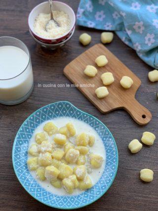 %name Gnocchi di patate al latte