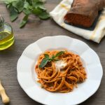 Spaghetti cremosi con la nduja