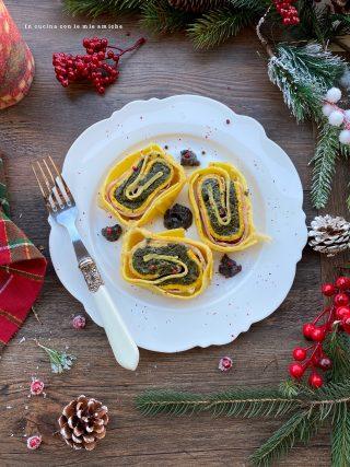 %name Pasta arrotolata