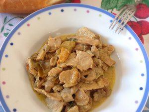 Carne alla turca