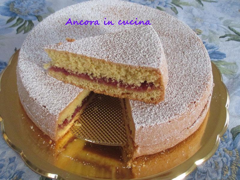 Ricette di torte con la marmellata
