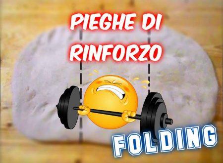 Folding: pieghe per lievitati