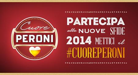 Peroni… Cuore Peroni #1