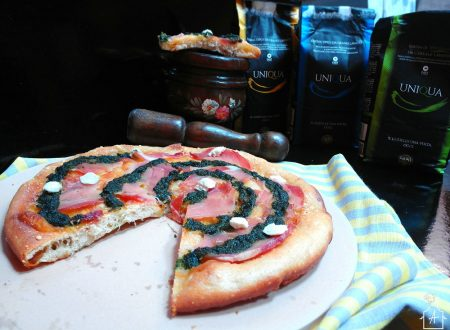 Pizza spirale Nord e Sud