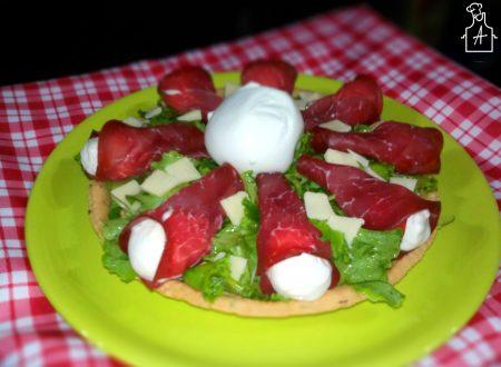 Crostata salata italiana