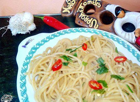 Spaghetti aglio e olio 2.0