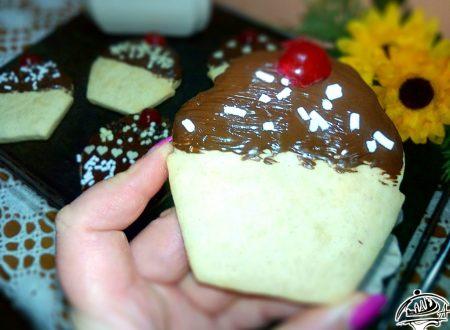 Biscotti cupcake
