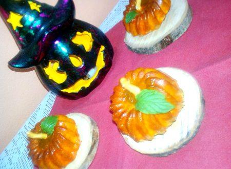 Muffin alle carote stregati