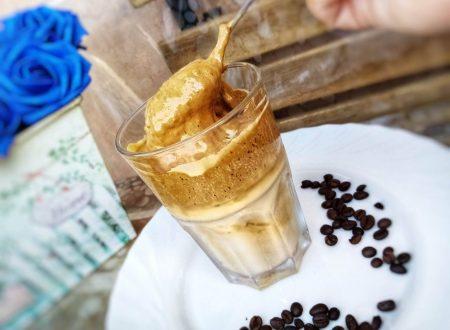 Dalgona coffee originale e al Ginseng