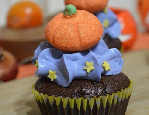 Cup cake halloween