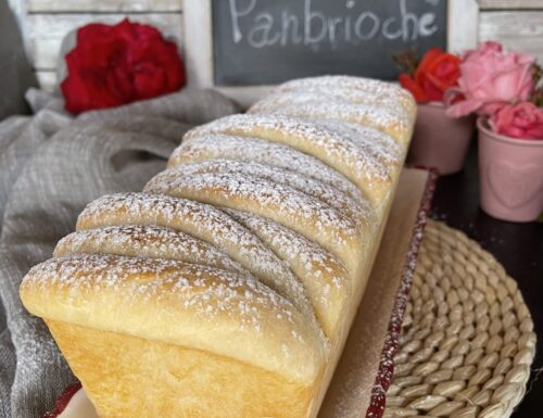 PLUMCAKE FISARMONICA Pull Apart Bread