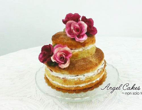Naked Cake – Torta nuda