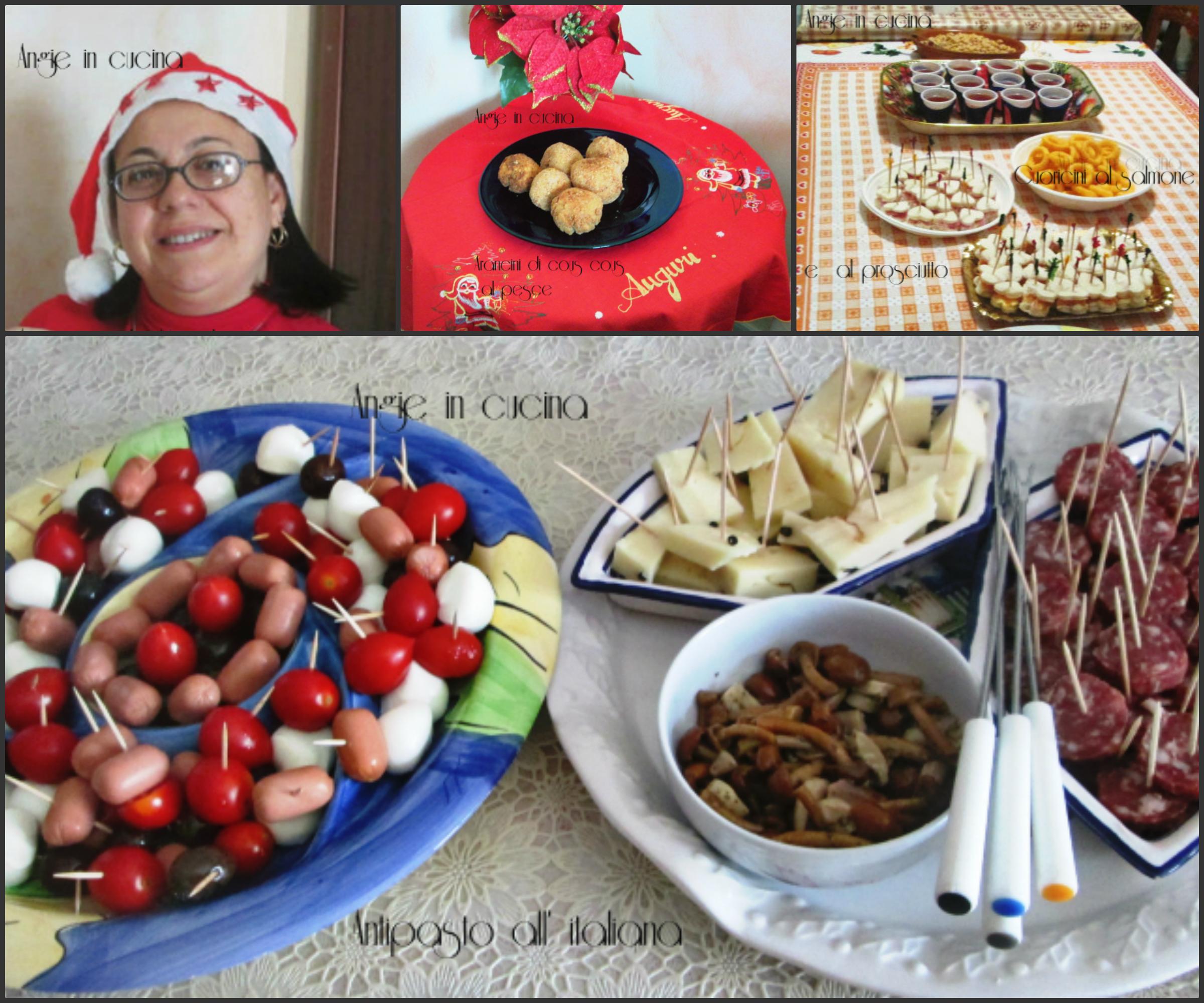 Antipasti Di Natale Misti.Antipasti Misti Per Natale Angie In Cucina