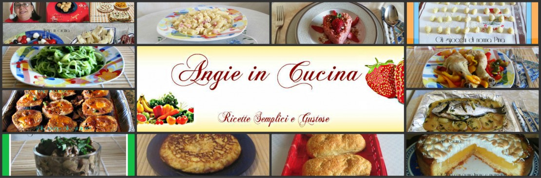 Angie in cucina