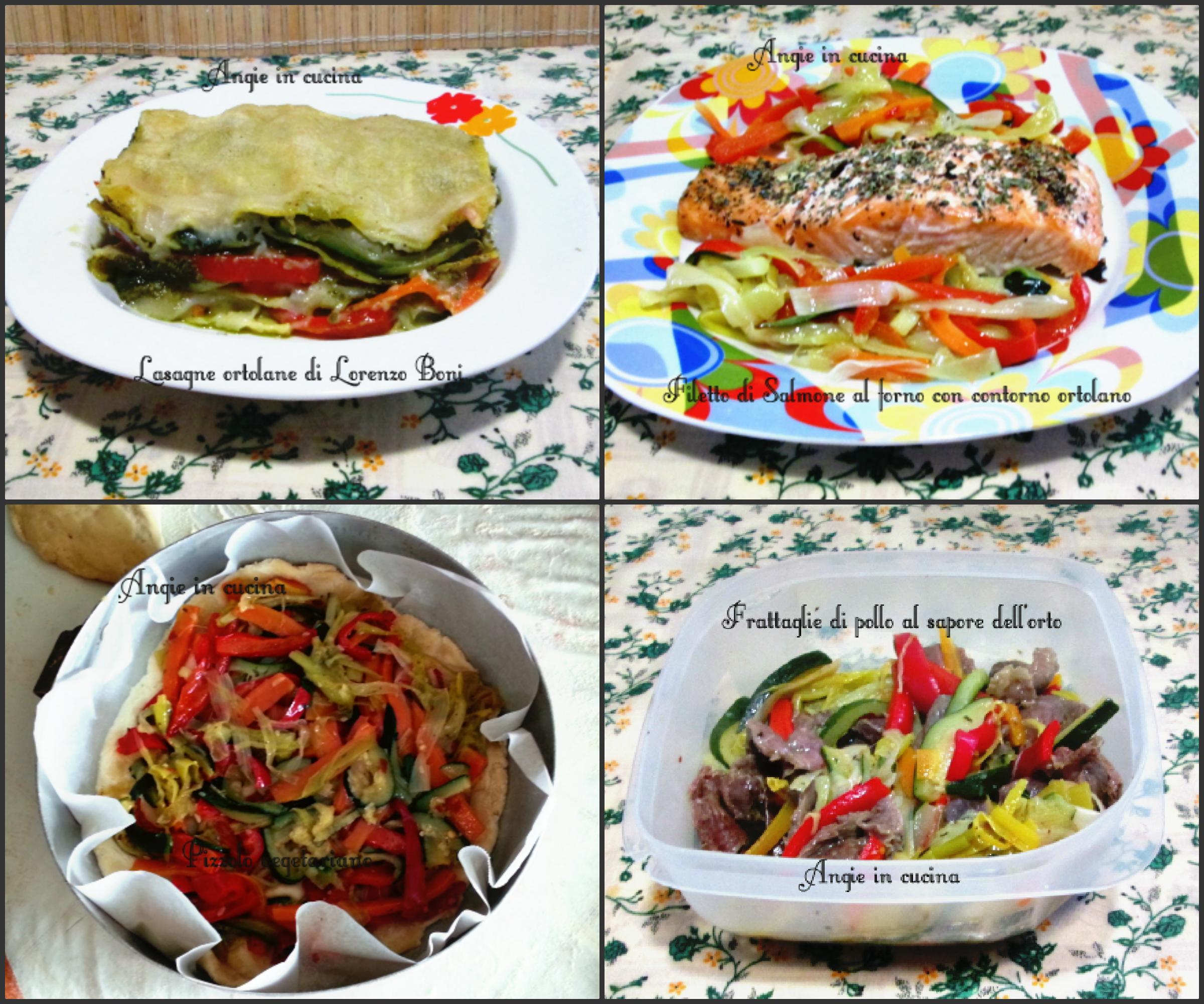 Ricette con spadellata arcobaleno di verdure alla boni for Ricette con verdure