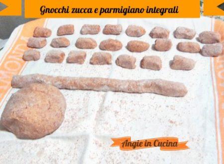 Gnocchi zucca e parmigiano integrali