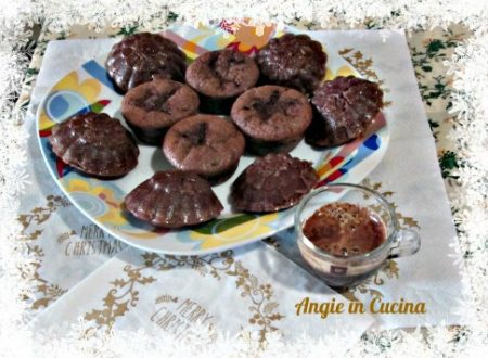 Minimuffin al cacao Ricetta light dukan