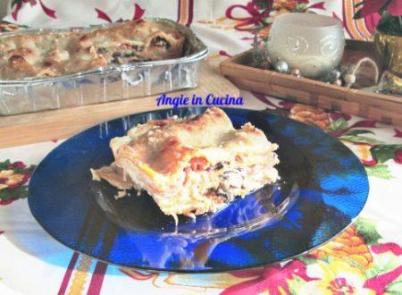 Lasagne di zucca al salmone  Piatto delle feste