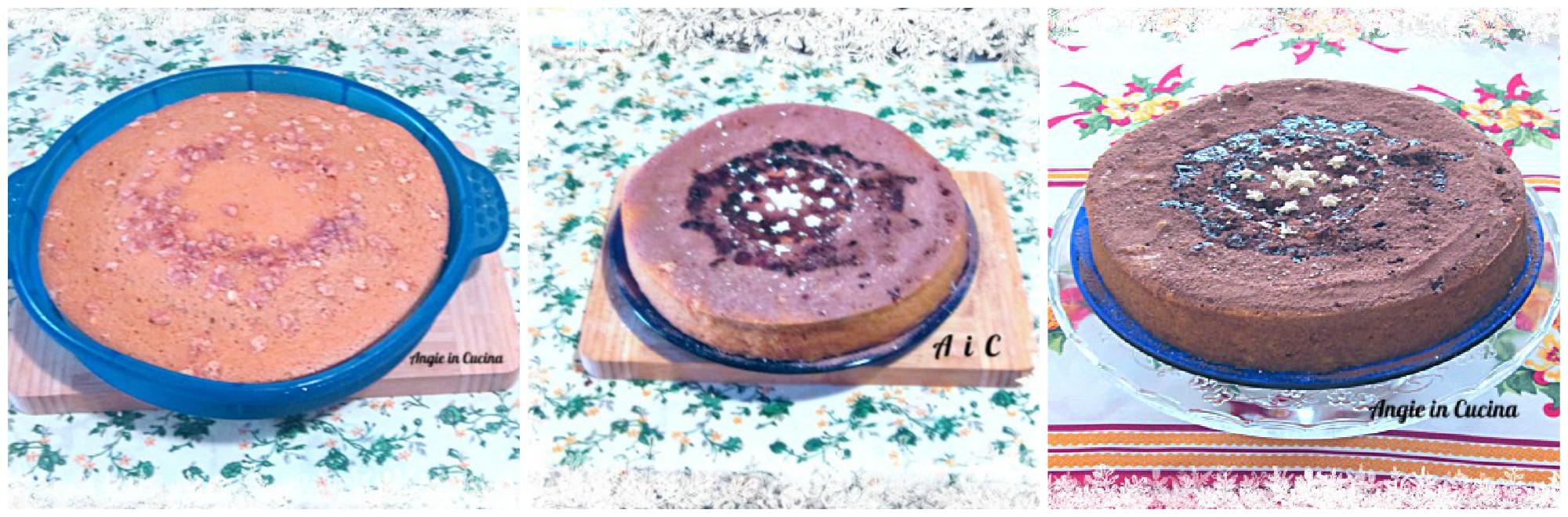 Torta alla zucca con cacao al microonde