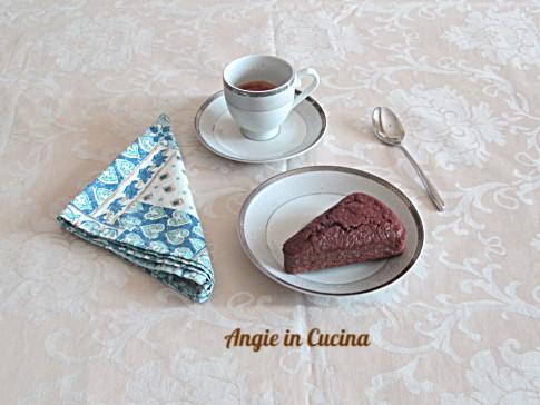 Torta di Moro Dukan al cacao e caffe'