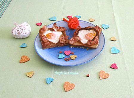 Egg toast  Ricetta Anglo-americana