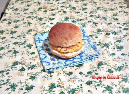 Eggburger patate e speck   Ricetta di riciclo