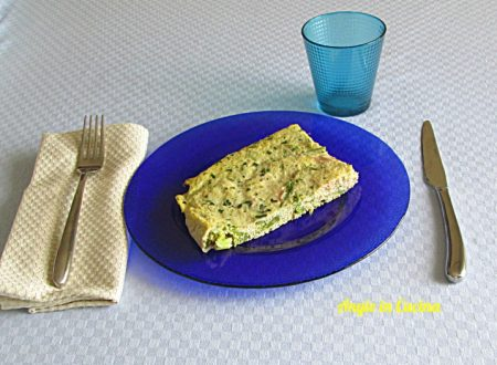 Frittata agli asparagi al vapore   con Monsieur Cuisine