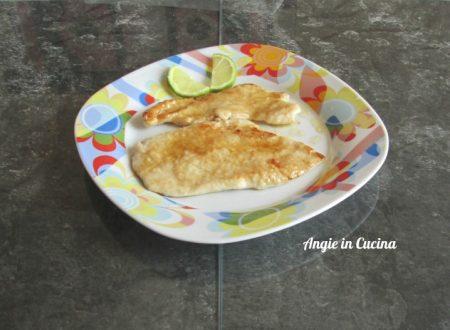 Petto di pollo al limone Ricetta semplice