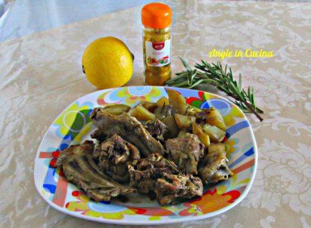 Agnello e patate agli odori ricetta di pasqua
