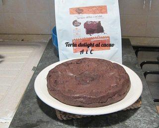Tortina dukan al cacao