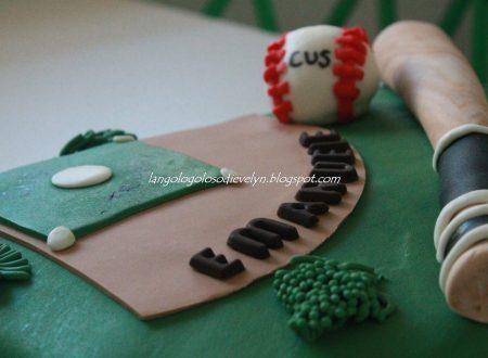 Torta Baseball