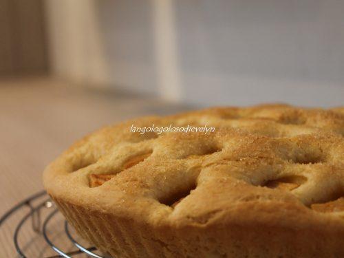 Focaccia dolce alle mele con pasta madre [Ricetta Fables de Sucre]