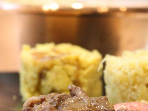 Spezzatino e polenta…Il Trentino è servito!