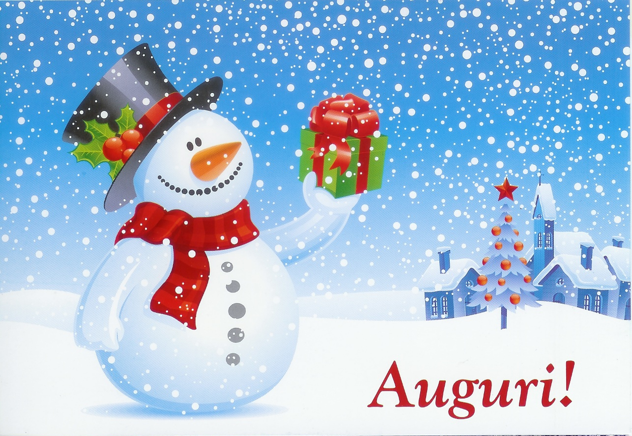 Estremamente Tanti Auguri di Buon Natale | AD25