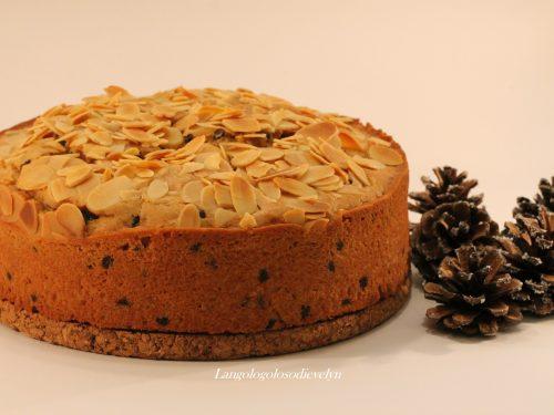 Torta soffice al burro d'arachidi e cioccolato (ricetta vegan)