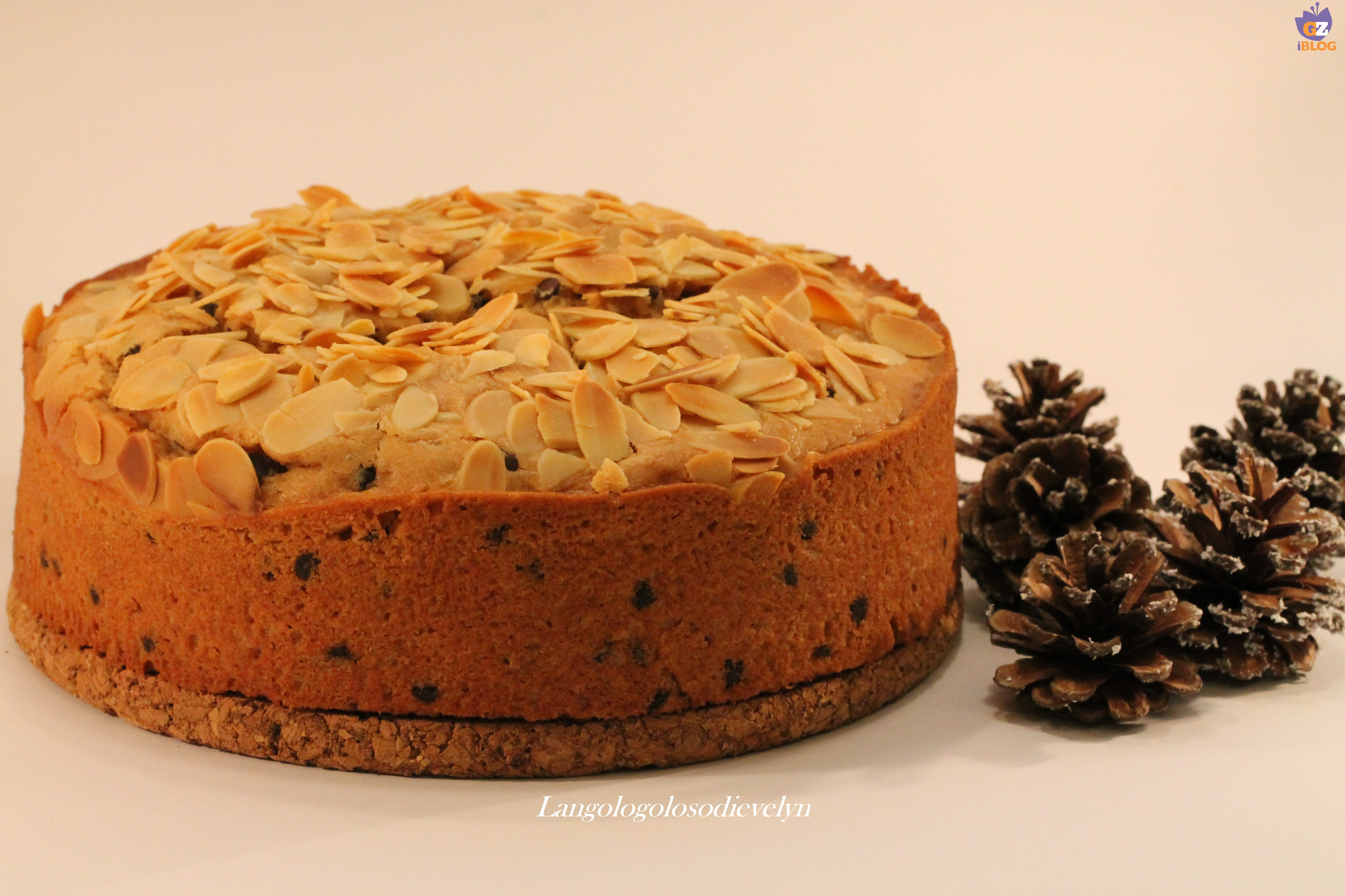 Célèbre Torta soffice al burro d'arachidi e cioccolato (ricetta vegan) | GA27