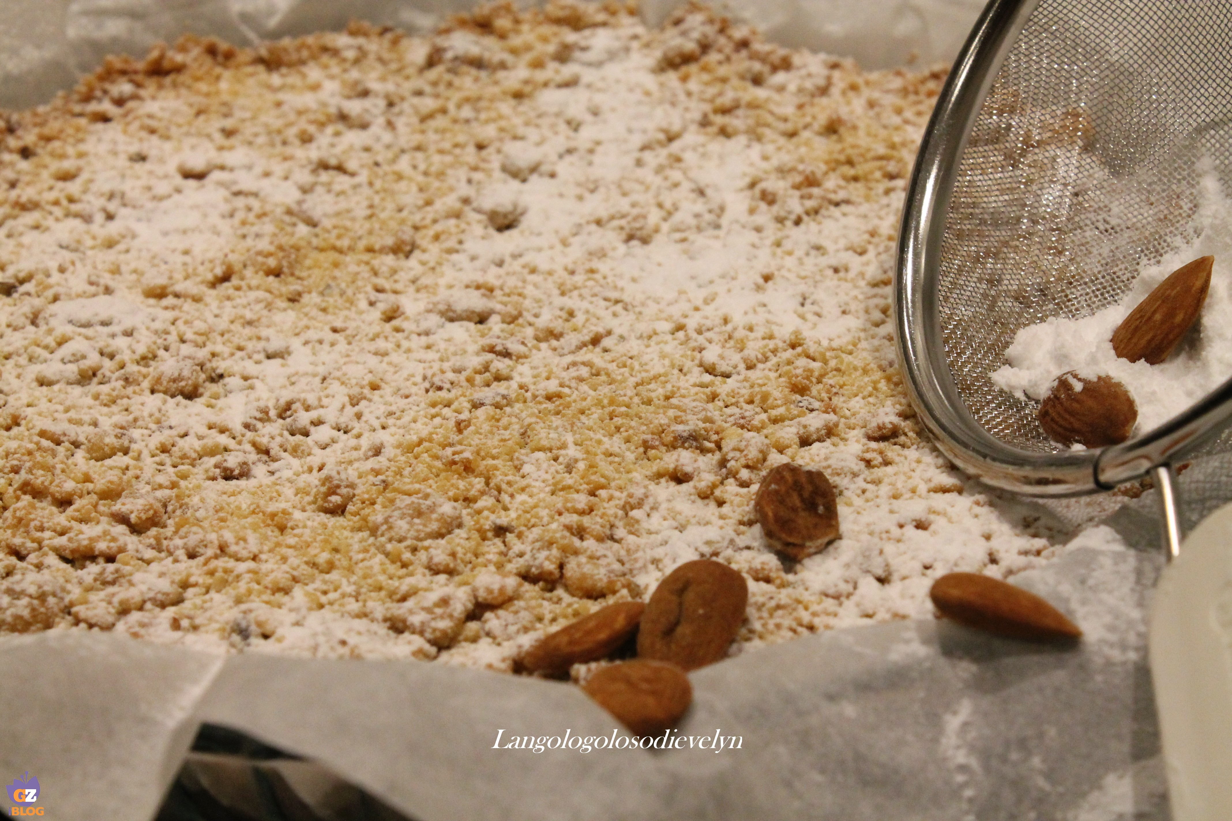 Torta di Fregolotti (ricetta tipiche Trentine)