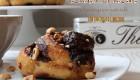 Torta di rose al cioccolato e nocciole con lievito naturale