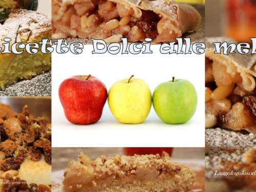 Raccolta Ricette Dolci alle mele