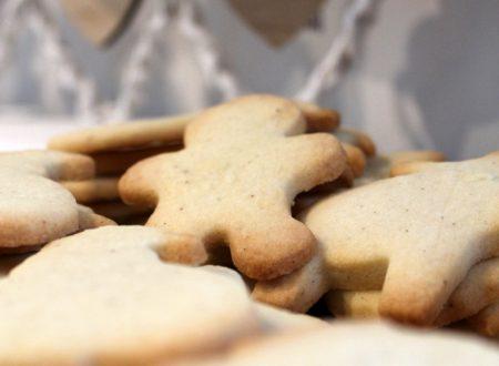 Biscottini di Natale in pasta sablèe