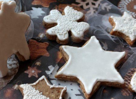 Biscotti natalizi speziati