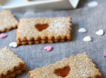Biscotti  romantici (versione light)
