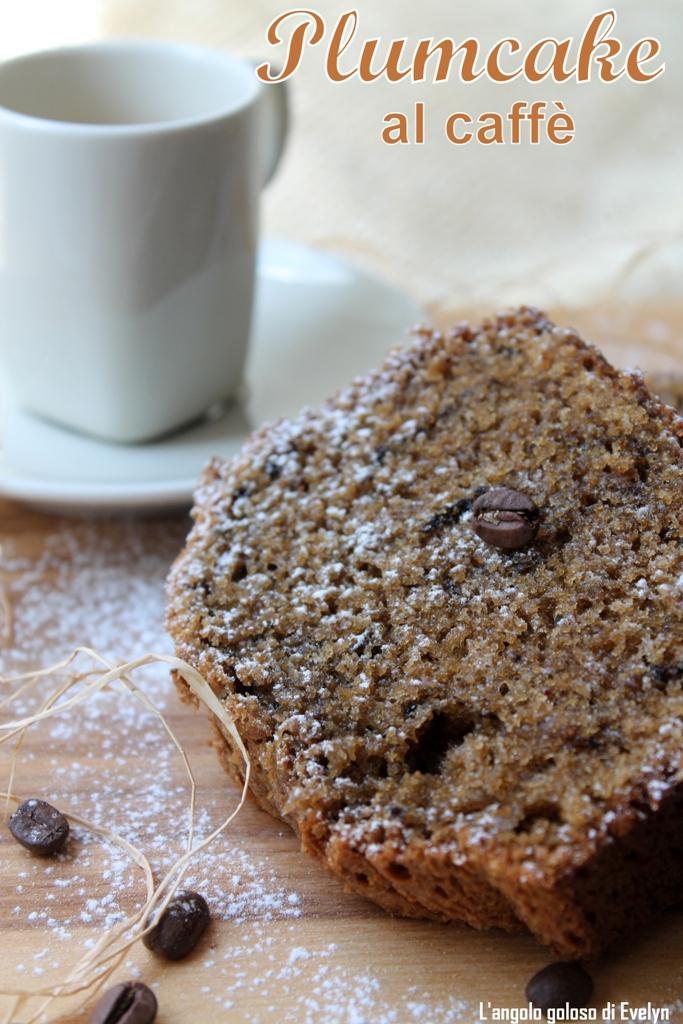 Plumcake al Caffè