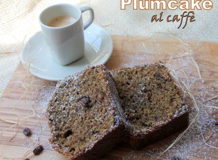 Plumcake al caffè (anche ricetta Bimby)