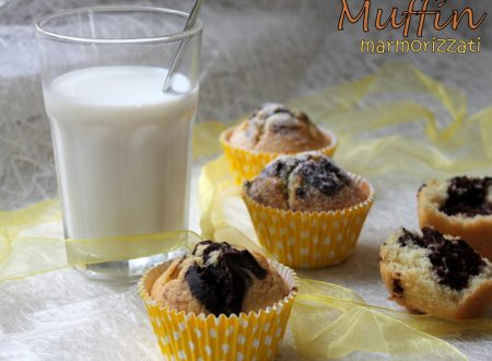 Muffin marmorizzati