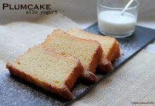 Plumcake light allo yogurt