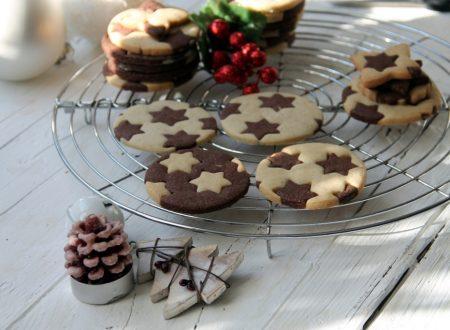 Biscotti natalizi cacao&vaniglia