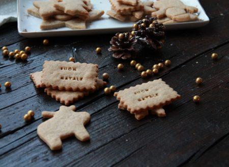Biscotti speziati al cardamomo