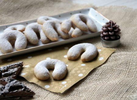 Vanillekipfler – biscottini alla vaniglia –